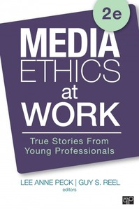Media Ethics At Work (Paperback) - Cover