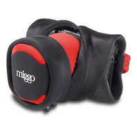 Miggo Padded Camera Grip and Wrap For CSC Black & Red - Cover