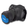 Miggo Padded Camera Grip and Wrap For SLR Black & Blue
