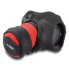 Miggo Padded Camera Grip and Wrap For SLR Black & Red