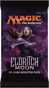 Magic: The Gathering Eldritch Moon Boosters - Cover