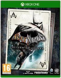 Batman: Return to Arkham (Xbox One) - Cover