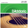D'Addario EJ18 14-59 Phosphor Bronze Heavy Acoustic Guitar Strings