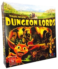 Dungeon Lords (Board Game) - Cover