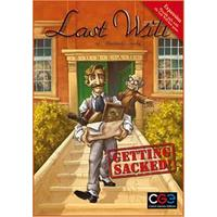 Last Will: Getting Sacked (Board Game)