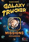 Galaxy Trucker - Missions Expansion (Board Game)