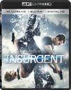 Divergent Series: Insurgent (Region A - 4K Ultra HD + Blu-Ray)