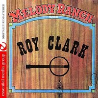 Melody Ranch Featuring Roy Clark / Var (CD) - Cover