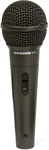 Samson R31S Dynamic Microphone with Switch (Black)