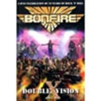 Bonfire: Double X Vision - Live (DVD) - Cover