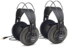 Samson SR850 Professional Studio Reference Headphones (Pack of 2 Pairs)