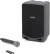 Samson Expedition XP106W 100 watt Rechargeable Portable PA with Wireless Microphone System and Bluetooth (Black)