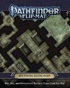 Pathfinder Flip-mat Mythos Dungeon - Jason A. Engle (Game)