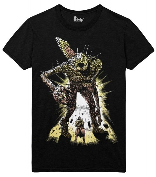 Dark Souls 3 Big Boss Mens T-Shirt (Large) - Merch Online ...