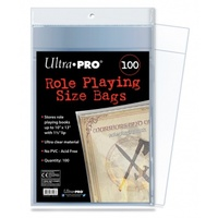 Ultra Pro - Rpg Bags - Role Playing Size (100 Bags) - Cover