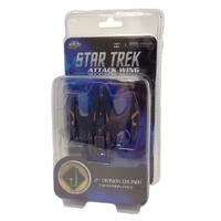 Star Trek: Attack Wing - 2nd Division Cruiser Expansion Pack (Miniatures)