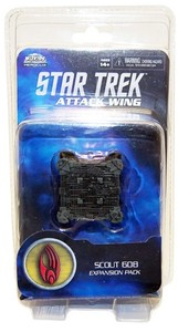 Star Trek: Attack Wing - Scout 608 Borg Expansion Pack (Miniatures) - Cover