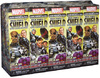 Marvel HeroClix - Nick Fury: Agent of Shield Booster Brick (10 Boosters) (Miniatures)