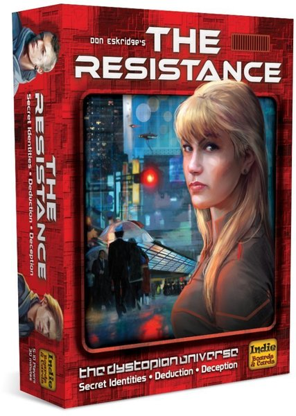 The Resistance (Party Game)