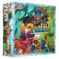 12 Realms (Board Game)