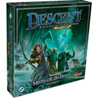 Descent: Journeys in the Dark (Second Edition) - Expansion: Mists of Bilehall (Board Game) - Cover