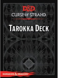 Dungeons & Dragons - Curse of Strahd - Tarroka Deck (Role Playing Game) - Cover