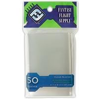Fantasy Flight Games - Card Sleeves: Standard American Board Game (50 Sleeves)