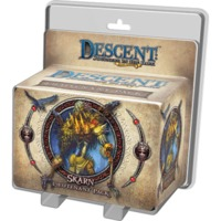 Descent: Journeys in the Dark (Second Edition) - Lieutenant Pack - Skarn (Board Game) - Cover