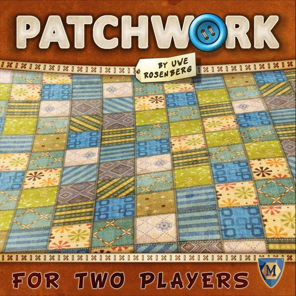 Patchwork (Board Game)