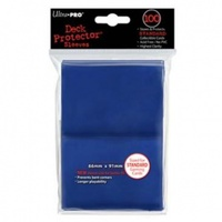 Ultra Pro - Standard Sleeves - Blue (100 Sleeves) - Cover
