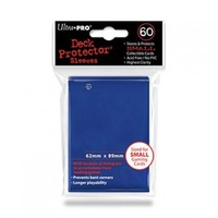 Ultra Pro - Deck Protector Solid Small Renewal Ver. Blue (Card Sleeves) - Cover
