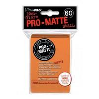 Ultra Pro - Pro-Matte Small Sleeves - Orange (60 Sleeves)