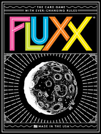 Fluxx (Card Game) - Cover