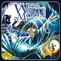 Ghost Stories - White Moon Expansion (Board Game) - Cover