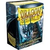 Dragon Shield - Standard Sleeves - Black (100 Sleeves)