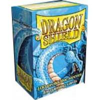 Dragon Shield - Standard Sleeves - Blue (100 Sleeves)