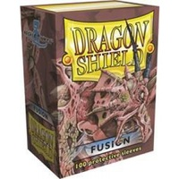 Dragon Shield - Standard Sleeves - Fusion (100 Sleeves) - Cover