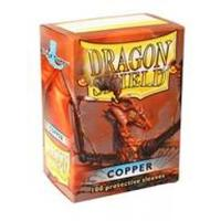 Dragon Shield - Standard Sleeves - Copper (100 Sleeves)