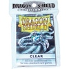 Dragon Shield - Small Sleeves - Clear (50 Sleeves)