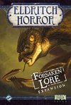 Eldritch Horror - Forsaken Lore Expansion (Board Game)