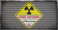 Compounded: the Geiger Expansion (Board Game) - Cover