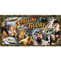 Fortune and Glory: The Cliffhanger Game (Board Game)