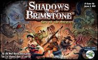 Shadows of Brimstone - City of the Ancients (Board Game) - Cover