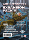 Alien Frontiers - Expansion Pack 1 (Board Game)