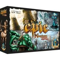 Tiny Epic Kingdoms: Second Edition (Board Game)
