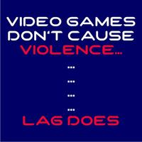 Video Game Violence Womens Hoodie Navy (Small)