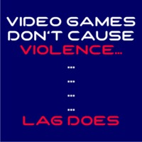 Video Game Violence Womens Hoodie Navy (Small) - Cover