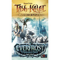 Tash-Kalar: Arena of Legends - Everfrost Expansion (Card Game)
