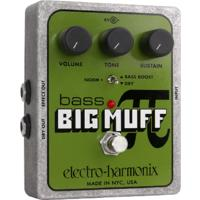 Electro-Harmonix Bass Big Muff PI Distortion Bass Effects Pedal