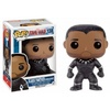 Funko Pop! Marvel - Captain America 3: Civil War Black Panther Unmasked Vinyl Figure 10cm
